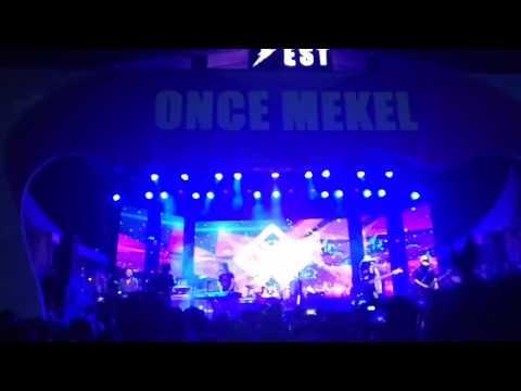 Once mekel - aku mau live concert Makassar 2017