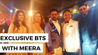 BTS Of Film Song | Rambo | Sahiba | Meera | Lifestyle With Sahiba