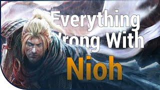 GAME SINS | Everything Wrong With Nioh