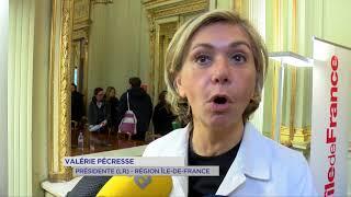 Île-de-France : le budget 2018 de la région présentée