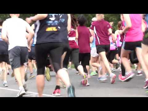 2014 Traralgon Community Fun Run and Walk