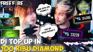 Download DI TOP UP IN KULGAR 100K DIAMOND AUTO BORONG EVO GUN DAN SEMUA BUNDLE FREEFIRE