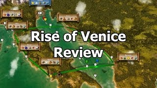 Rise of Venice Review with Gameplay - Steam