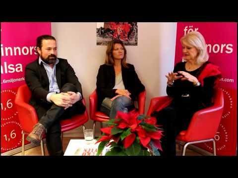 Alexandras Hörna med Daniel Mendoza & Gabriella Svanberg