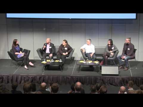 Startup Iceland 2016 - Founders Panel