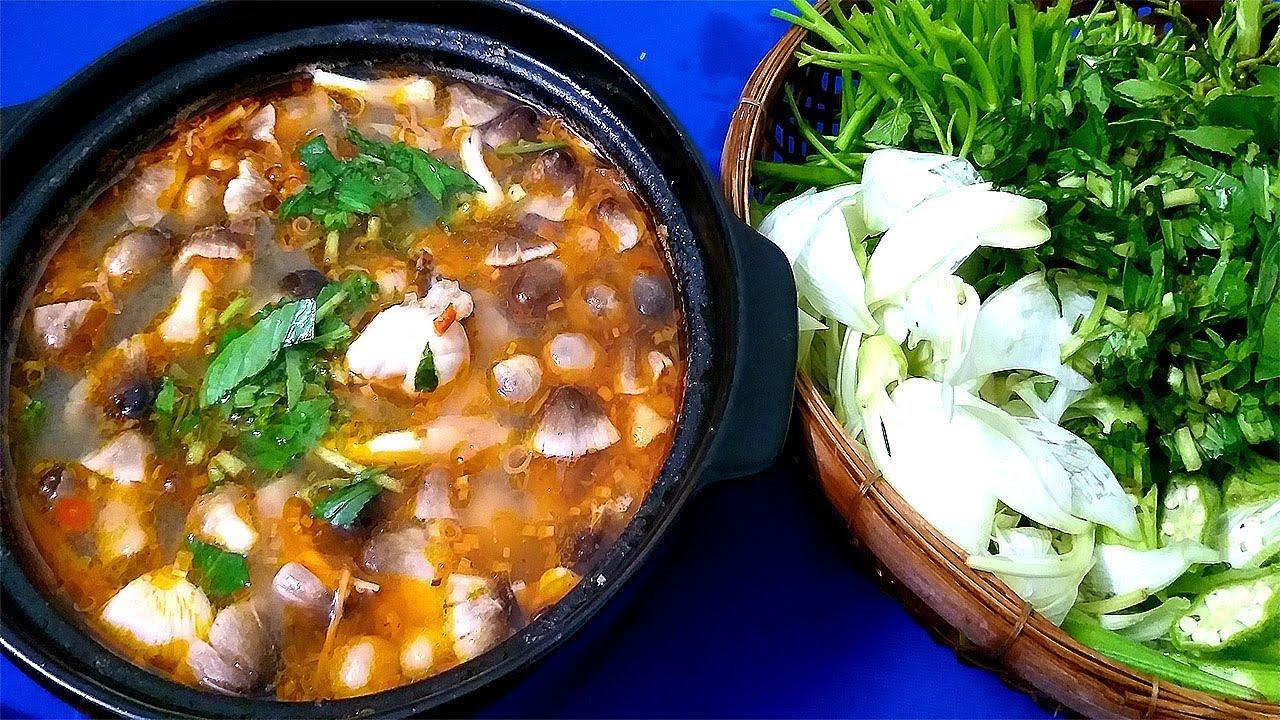 MÓN LẨU ẾCH l Cách nấu Lẩu Ếch thơm ngon hấp dẫn như nhà hàng by Hồng Thanh Food