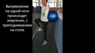 Упражнения для укрепления мышц бедра