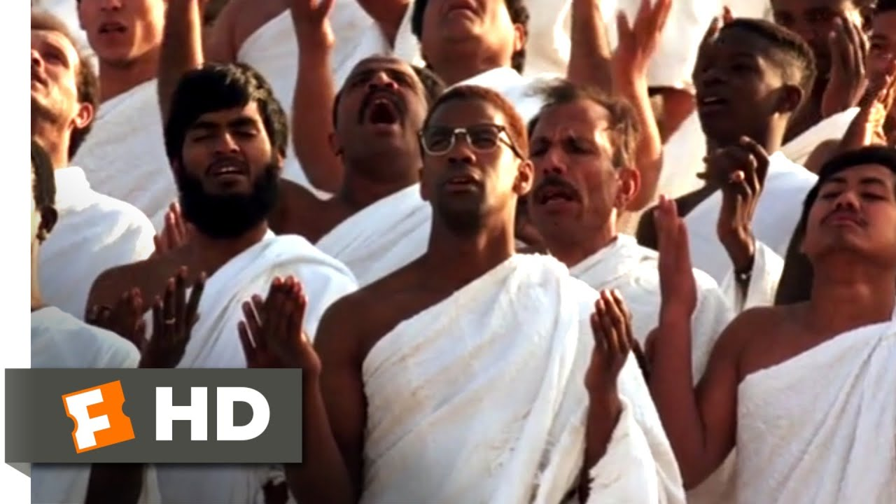 Download Malcolm X (1992) - Pilgrimage to Mecca Scene (6/10)   Movieclips