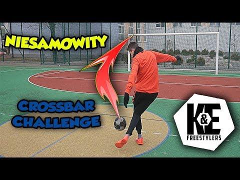 NIESAMOWITY CROSSBAR CHALLENGE / KAMCIO Z K&E Freestylers !