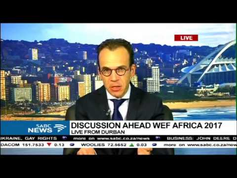 WEF Africa to discuss inclusive growth: Martyn Davies