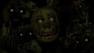 - Five Nights At Freddy s 3 Jumpscares Animatronics