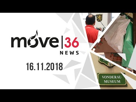 Plastiktüten-Verbot? | Kultur gratis | Rhön-Quellen bedroht | move36-News vom 16.11.2018