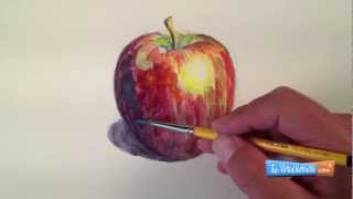 Expressive Watercolor Painting - The Underpainting