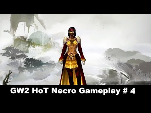GW2 Hot Gameplay [GuildWars 2: Heart of Thorns] 80lvl Necro #4