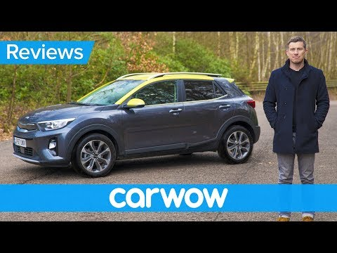 New Kia Stonic SUV 2019 in depth review Mat Watson Reviews