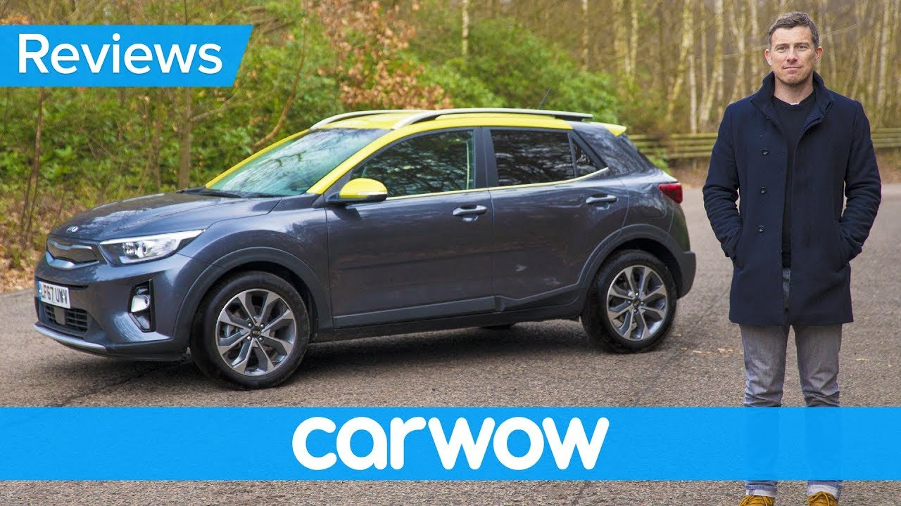 new kia stonic suv 2019 in depth review carwow reviews youtube. Black Bedroom Furniture Sets. Home Design Ideas