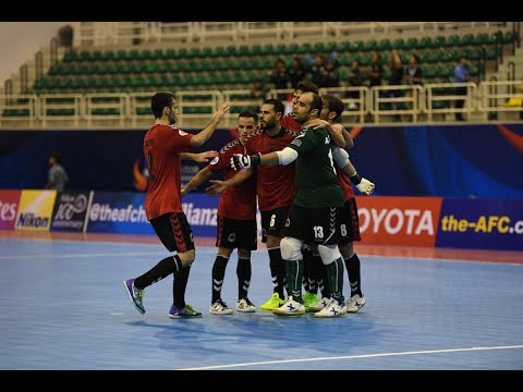 Al Rayyan vs Vamos FC (AFC Futsal Club Championship 2017 – Group Stage)