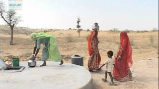 Suzlon Foundation - Drinking Water Storage Project in Rajasthan