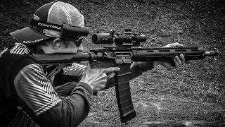 "AR-15 18"" SS Barrel and JP Free-Float Rail Install: 3-gun Rifle Build [PART 4]"