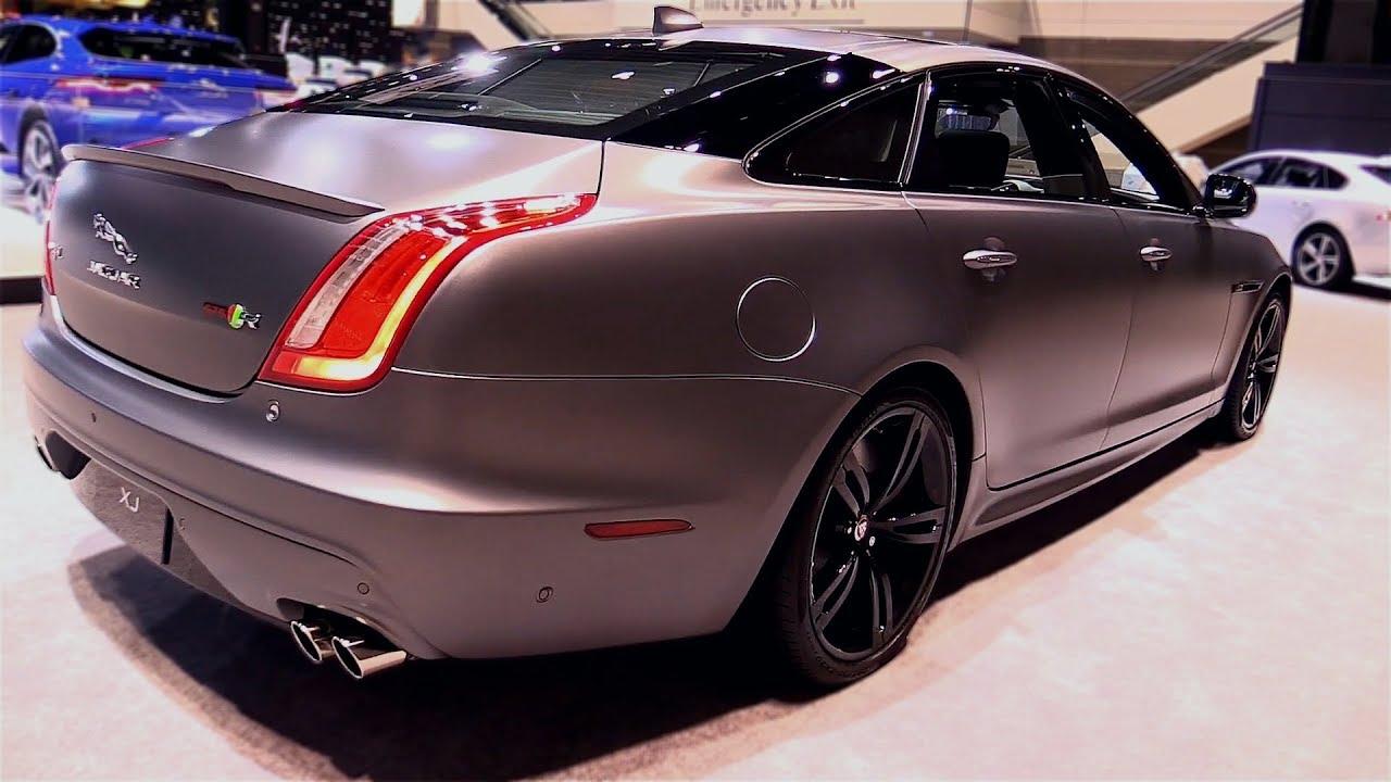 2020 Jaguar XJ Performance