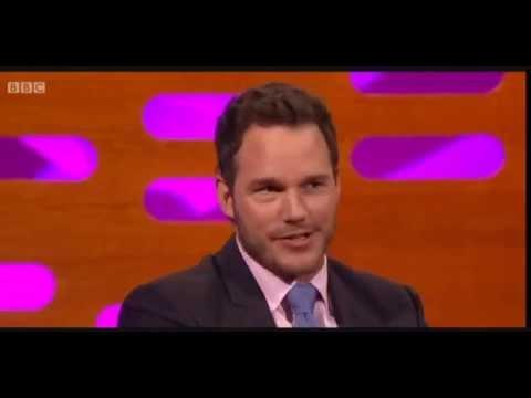 Chris Pratt Does TOWIE Graham Norton