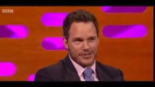 Chris Pratt Does TOWIE Graham Norton
