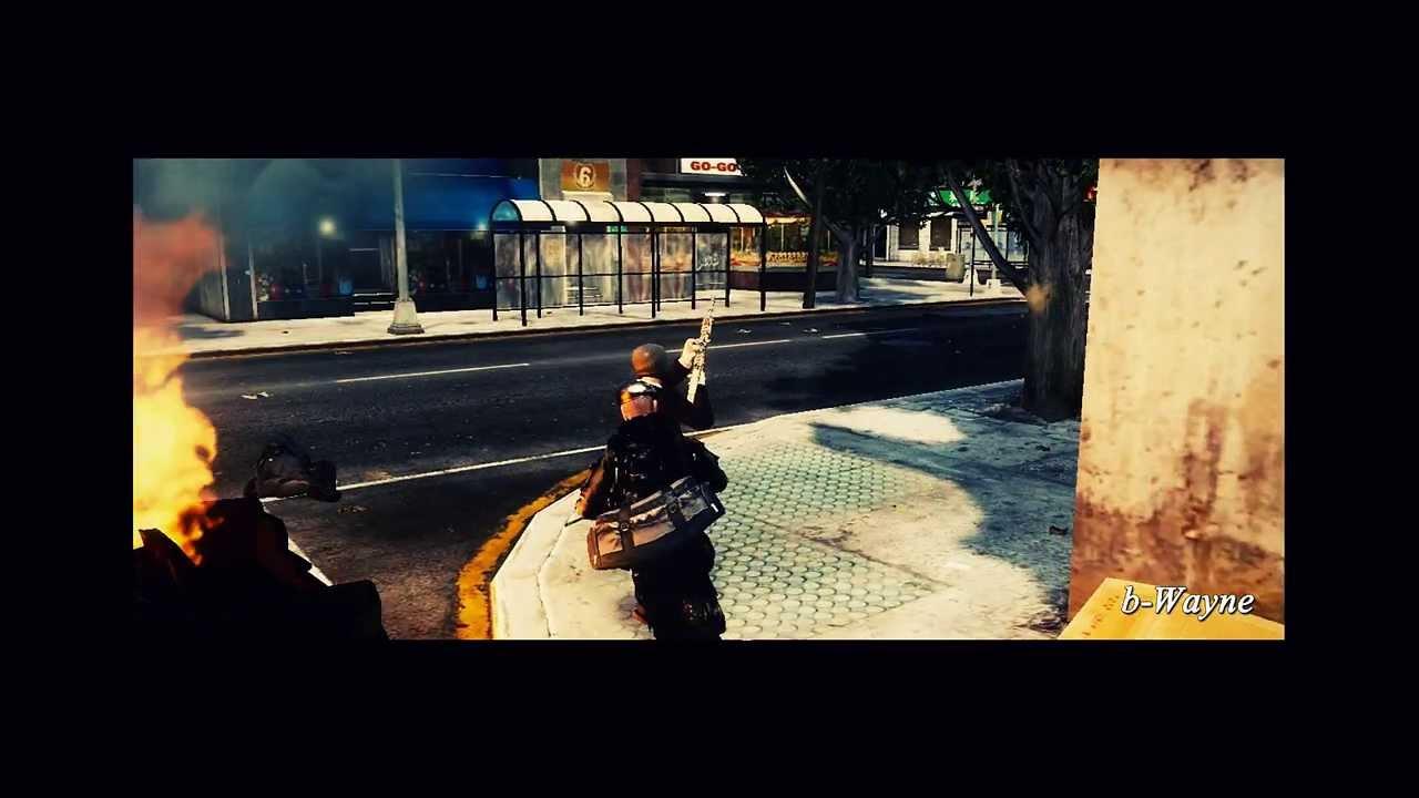 Download GTA IV - Jason Statham