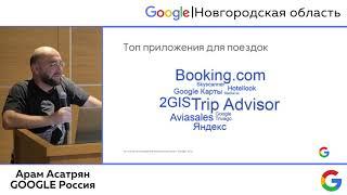 Продвижение туристических достопримечательностей на примере Новгородской Области вместе с Google