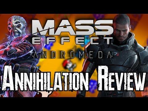 MASS EFFECT Annihilation Review
