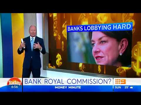 "Money Minute - November 20 2017 ""Bank Royal Commission?"""