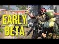 EARLY BETA for Call of Duty: Modern Warfare!