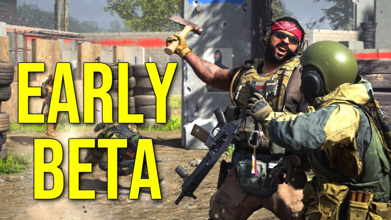 Call Of Duty: Modern Warfare PC Beta Specs Confirmed