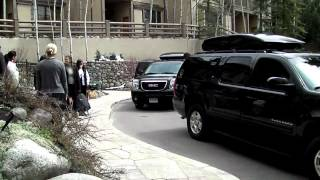 Vail Limo Service for Estee Lauder at Saddle Ridge Beaver Creek Colorado Thumbnail