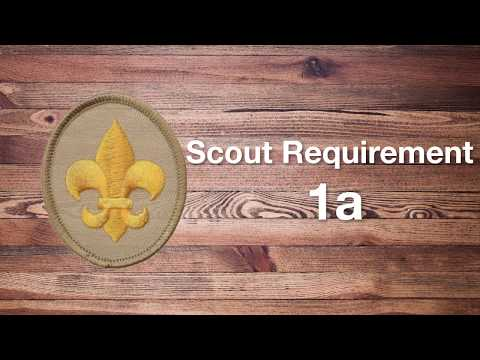 Scout Oath, Law, Motto, & Slogan || Scout Requirement 1a || Eagle Scout Academy