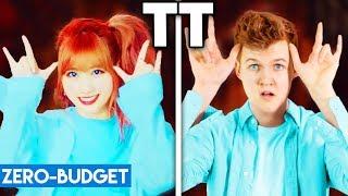 Gambar cover K-POP WITH ZERO BUDGET! (TWICE - TT)