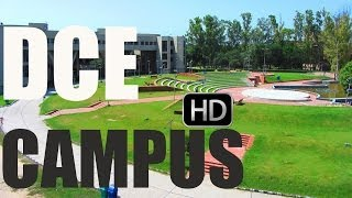 Repeat youtube video DTU (DCE) Campus View  HD