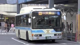 7-27-01-大阪市バスの動画集 by pikarail
