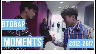 Gambar cover BTOBAP Moments 2012-2017 비투비에이피 (Part.1)