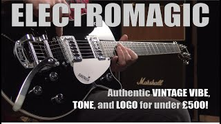 Gretsch G5230T Electromatic Jet Bigsby - Electric Guitar Review