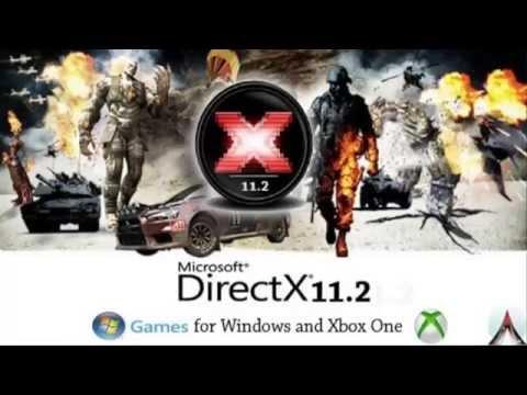 como baixar e  instalar Directx 11.2 ATUALIZADO 2017