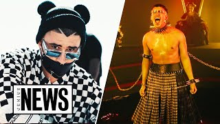 Bad Bunny's Stylist Breaks Down His Most Iconic Looks | Genius News