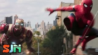 Spider-Man: Homecoming Trailer Secrets Revealed