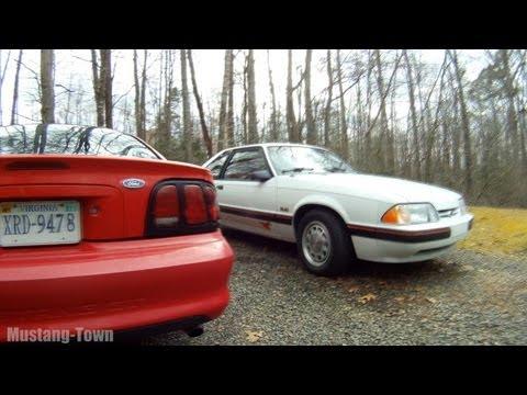 5.0 Mustang Foxbody - 5.0 Mustang SN95