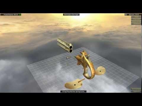 Игра Сборка и разборка оружия онлайн