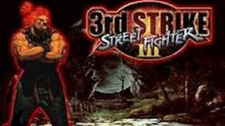 Street Fighter III 3rd Strike Online Edition Arcade Mode On Hard Akuma Playthrough Part 1 of 2