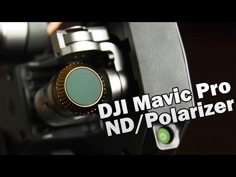 ND/Polarizers - DJI Mavic Pro