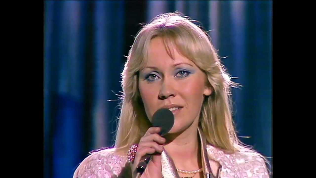 Abba Thank You For The Music Live Switzerland 79