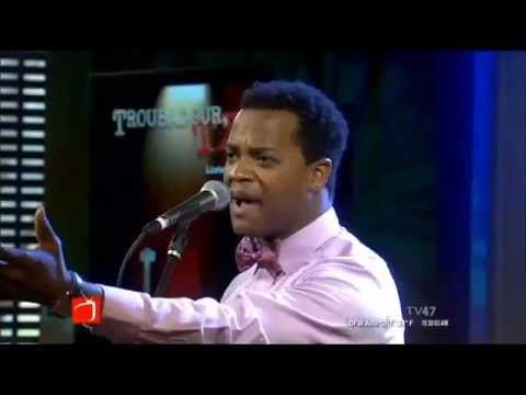J. Harrison Ghee from 'Kinky Boots' Performs Live