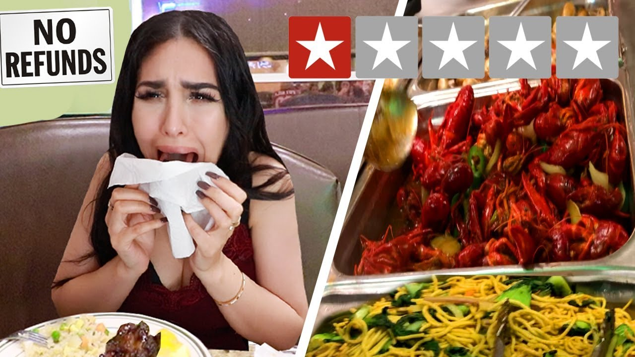 Download EATING at the WORST REVIEWED BUFFET in MY CITY (1 STAR)
