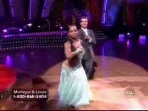 That monique coleman dancing with the stars can suggest